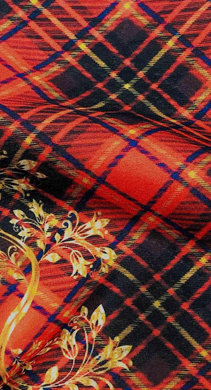 Printed Fabrics - shantung - SHANTUNG Polyester