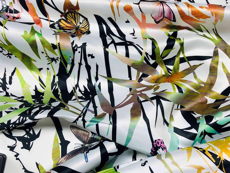 Printed Fabrics - saub - SAUB Polyester