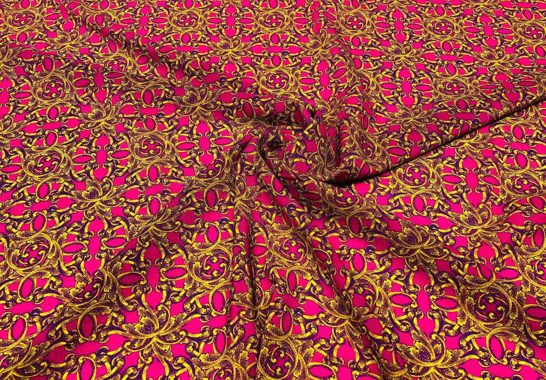 Printed Fabrics - camelia - CAMELIA Viscose Elastan