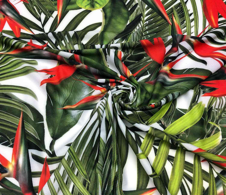 Printed Fabrics - spider - SPIDER Polyester Elastan