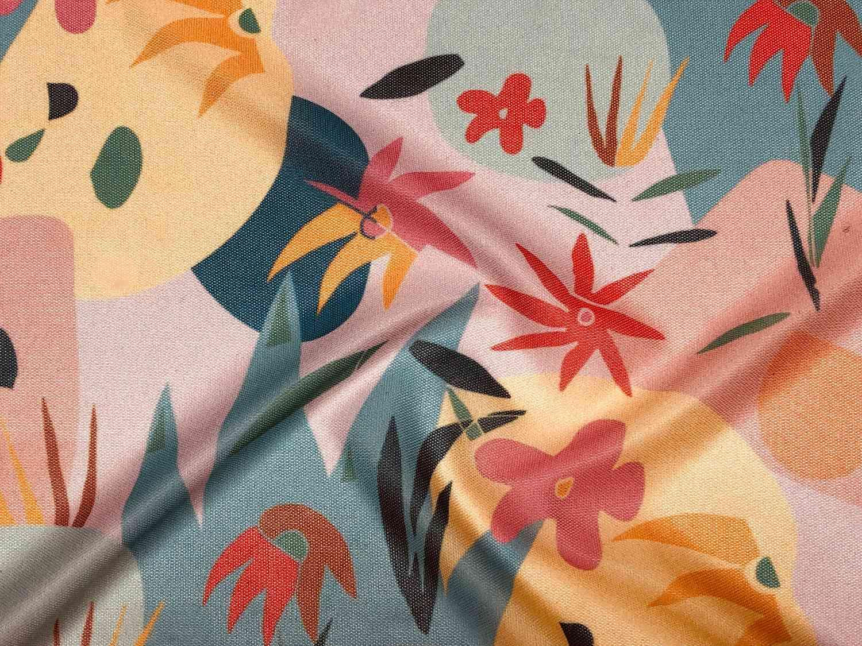 Printed Fabrics - argentera - ARGENTERA Polyester