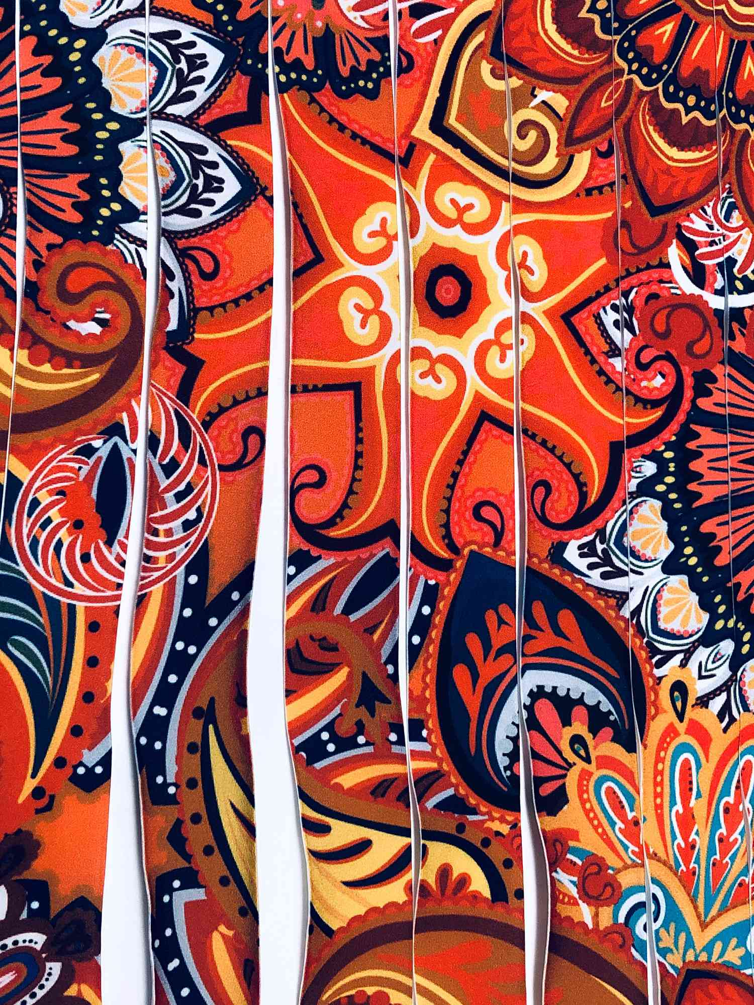 Printed Fabrics - racan 7174 - RACAN 7174 Polyester