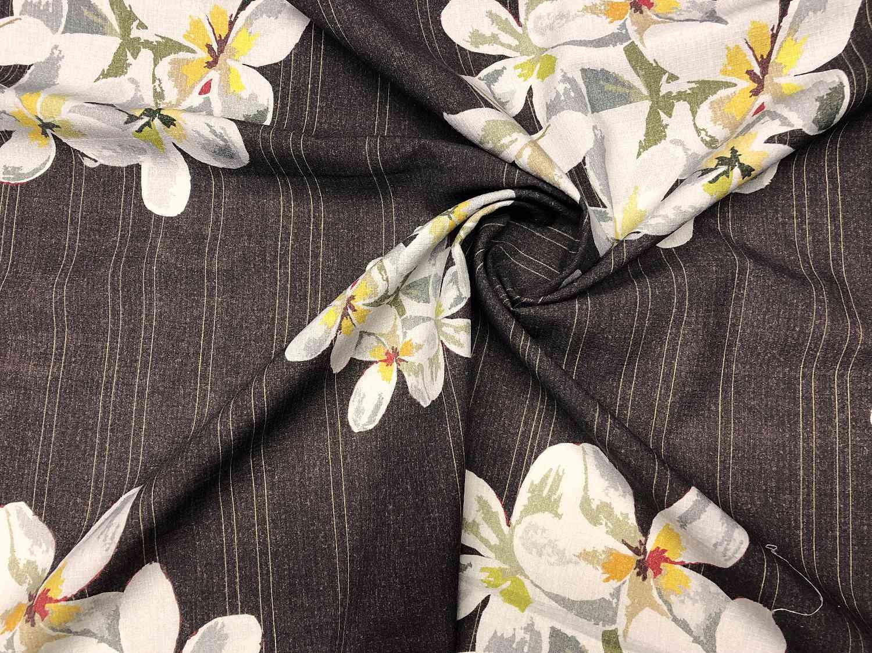 Printed Fabrics - amish - AMISH Cotton Viscose Cashmere