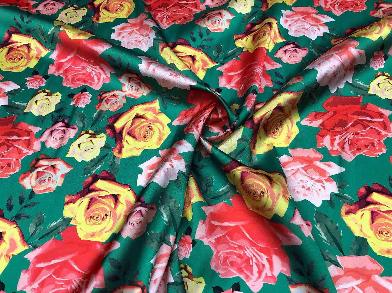 Printed Fabrics - marsina - MARSINA Polyester