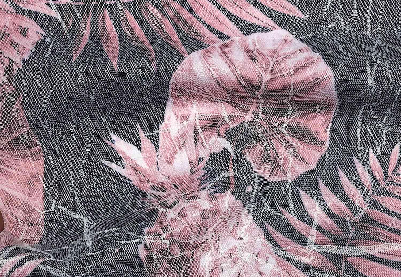 Printed Fabrics - vitulle - VITULLE Polyester Elastan