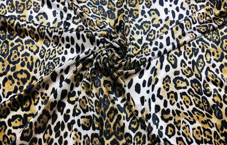 Printed Fabrics - corduroy - CORDUROY Polyester Elastan