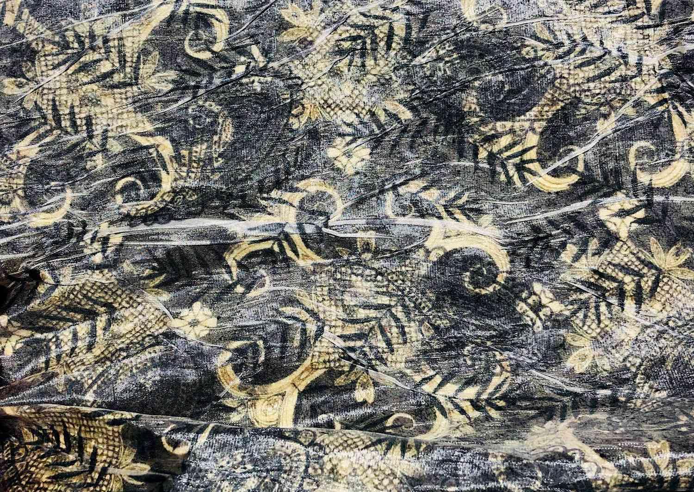 Printed Fabrics - silkoli - SILKOLI Polyester Silk
