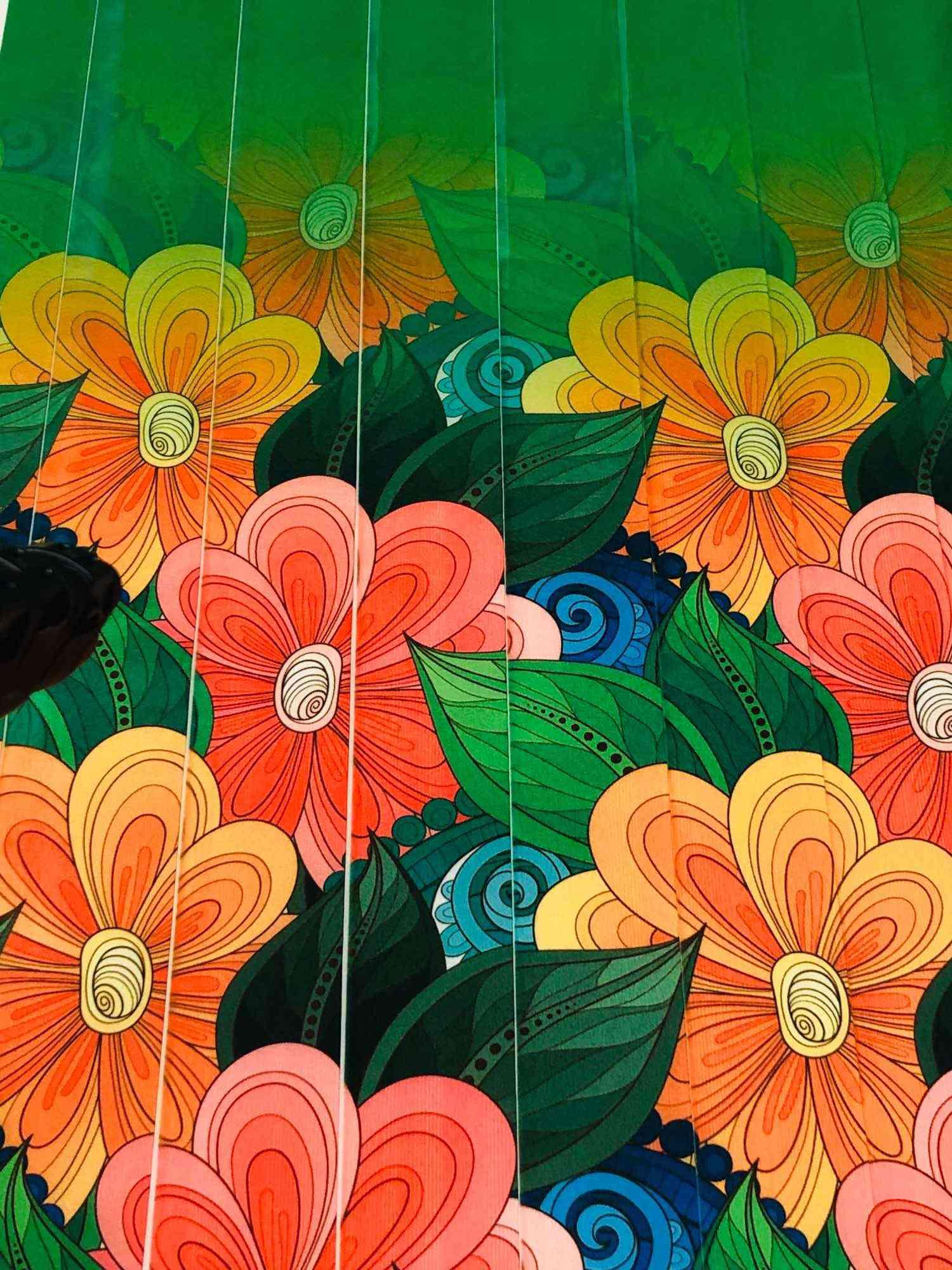 Printed Fabrics - plico 7176 - PLICO 7176 Polyester