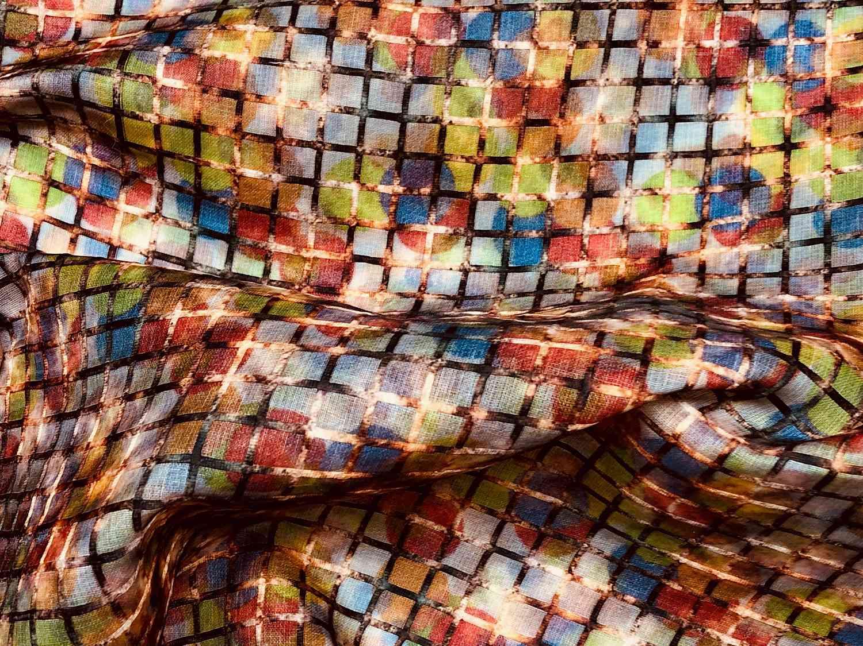 Printed Fabrics - atlasmus - ATLASMUS Polyester Cotton