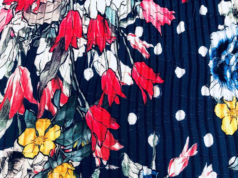 Printed Fabrics - bustop 999 - BUSTOP 999 Polyester Elastan