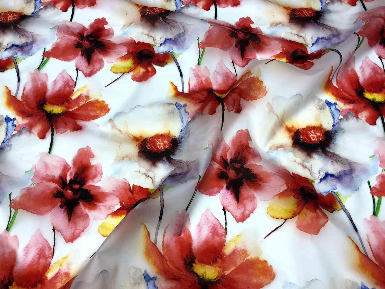 Printed Fabrics - shower - SHOWER Polyurethane