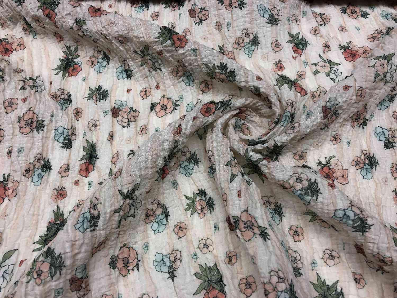 Printed Fabrics - gironcotton - GIRONCOTTON Cotton Metal