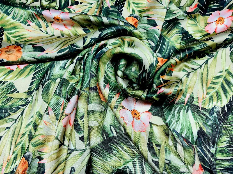 Printed Fabrics - cubo - CUBO Cupro