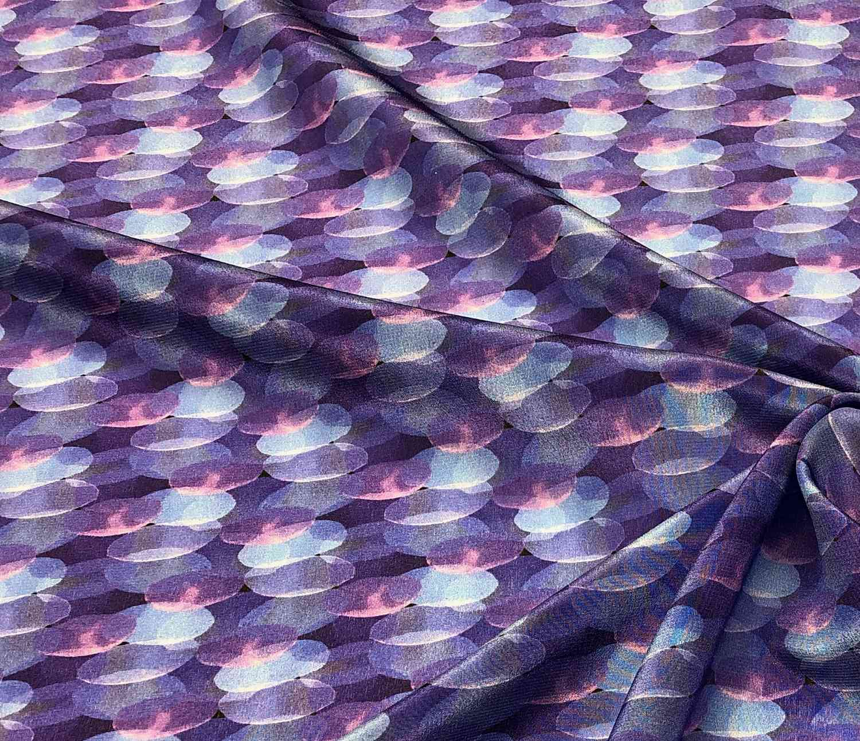 Printed Fabrics - cdc silk 14mm - CDC SILK 14MM Silk