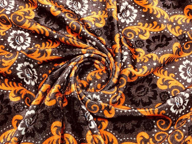 Printed Fabrics - occasione - OCCASIONE Polyester Elastan