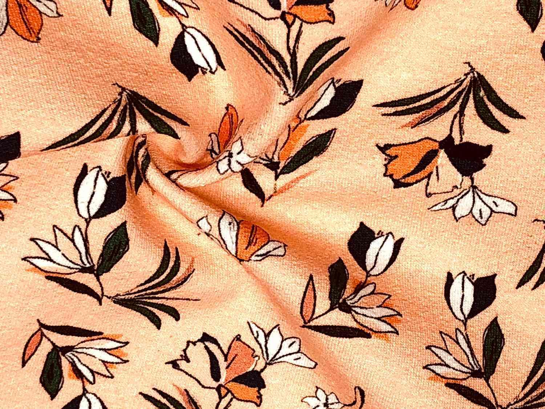 Printed Fabrics - felpa 220 - FELPA 220 Cotton Elastan