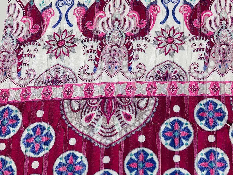 Printed Fabrics - plicalix 7177 - PLICALIX 7177 Polyester