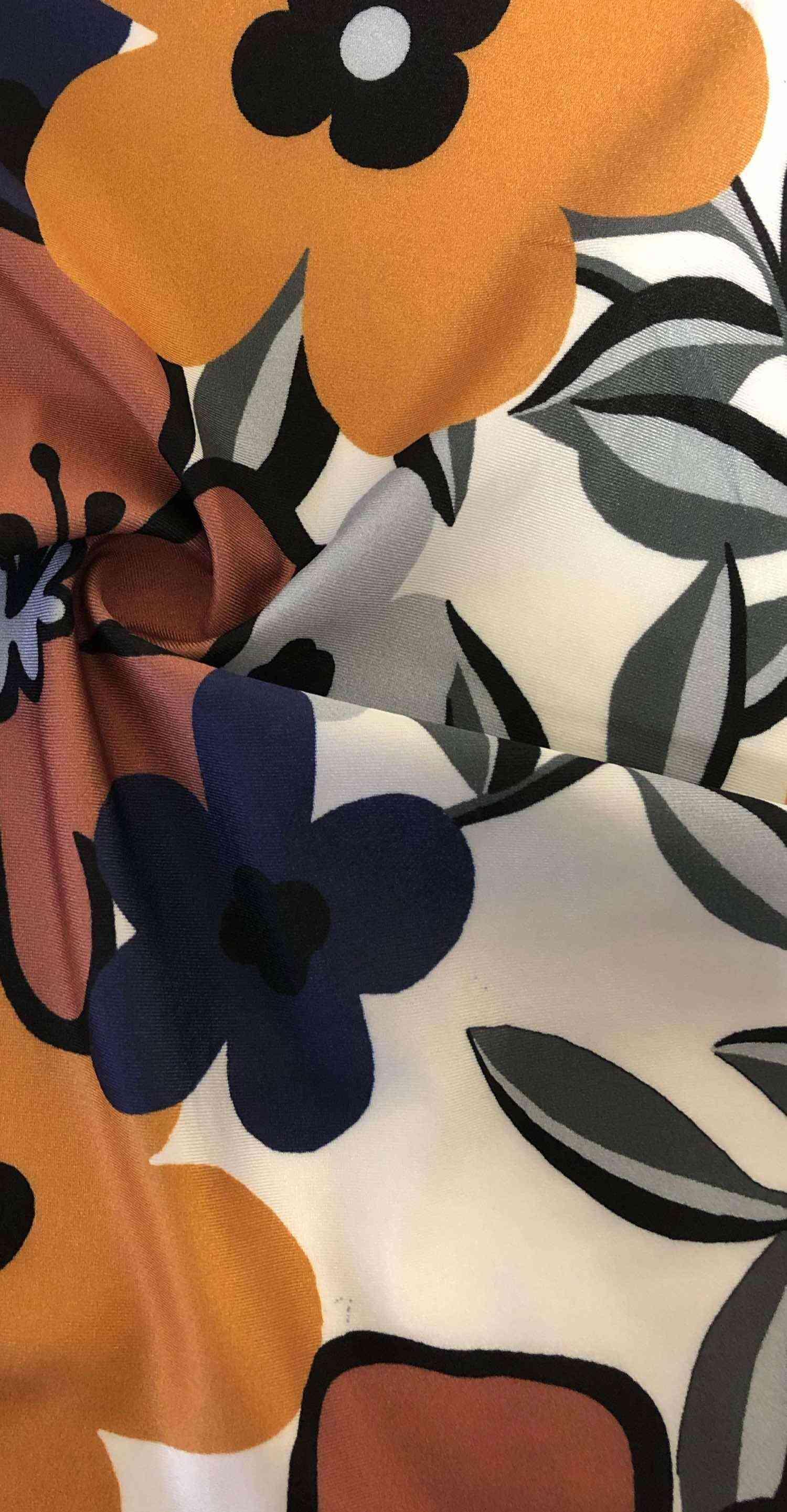 Printed Fabrics - toboga - TOBOGA Polyester Elastan
