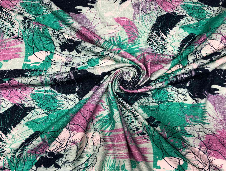 Printed Fabrics - cofi 110 - COFI 110 Cotton